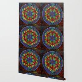 The Flower of Life (Sacred Geometry) 3 Wallpaper
