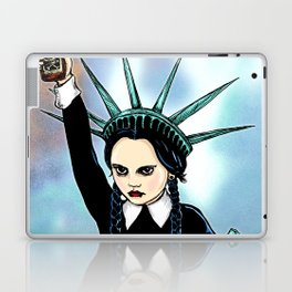 Wednesday Liberty Laptop & iPad Skin