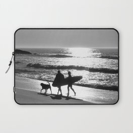 end of the day Laptop Sleeve