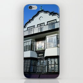 MOL'S COFFEE HOUSE EXETER DEVON iPhone Skin