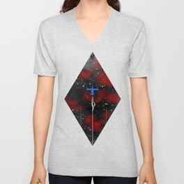 See You Space Cowboy Unisex V-Neck