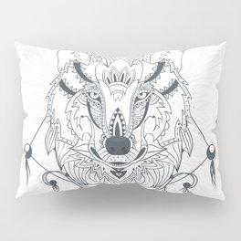 Wolf Spirit Pillow Sham