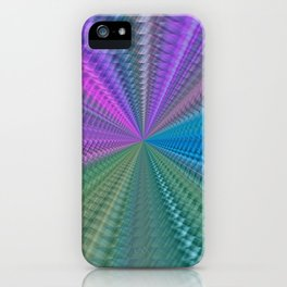Psychedelic Twist iPhone Case