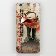 l'arracheur de dent iPhone & iPod Skin