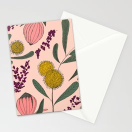 Floating Garden Stationery Cards
