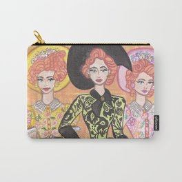 Stepmother & Stepsisters Carry-All Pouch
