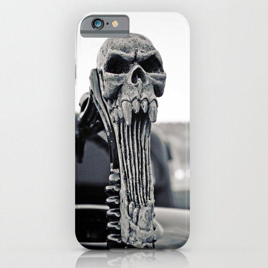 Skull ornament iPhone & iPod Case