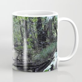 Quiet on the Creek Coffee Mug