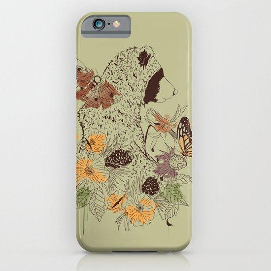 Northern Bear iPhone & iPod Case