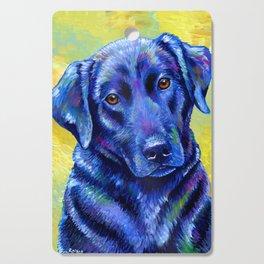 Colorful Labrador Retriever Dog Cutting Board