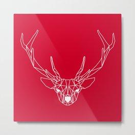 Deer III Metal Print