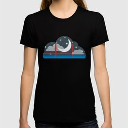 Goodnight San Francisco T-shirt