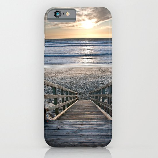 Steps to the Ocean iPhone & iPod Case