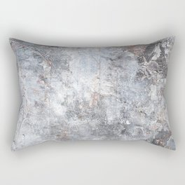 Burned Copper C Rectangular Pillow