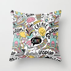 Everyday Throw Pillow