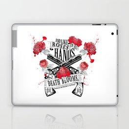 Illuminae - Death Blooms Laptop & iPad Skin