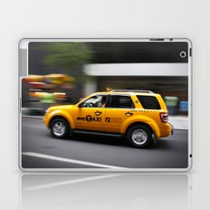Follow that car Laptop & iPad Skin