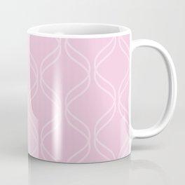 Double Helix - Light Pinks #303 Coffee Mug