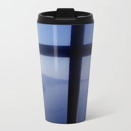 Santorini outlook Travel Mug