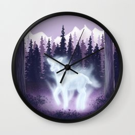 After all this time. Wall Clock