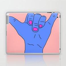 Hang Loose Bra Laptop & iPad Skin