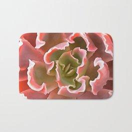 Living Coral Succulent Bath Mat