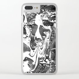 Good Clean Fun Clear iPhone Case