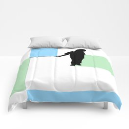 Fishing for Color Comforters