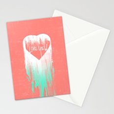 LOVE YEW Stationery Cards