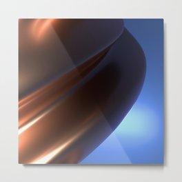 Weave ZK2-X17-T2 Metal Print