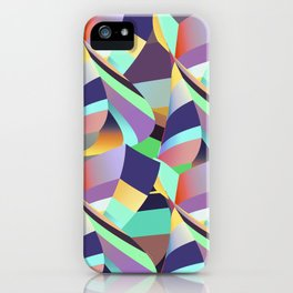 Mix of Possibility iPhone Case
