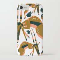 africa iPhone & iPod Cases featuring Africa by Marijke Buurlage