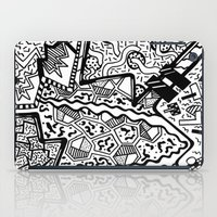 memphis iPad Cases featuring Memphis by Andrea Cincotta