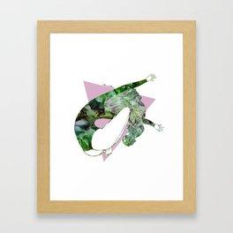 Exhilaration Framed Art Print