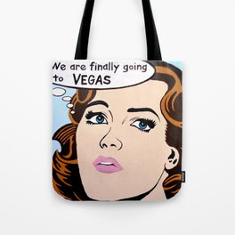 Finally Vegas Tote Bag