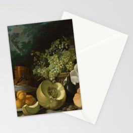 Afternoon Luncheon Stationery Cards