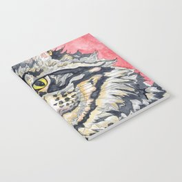 Maine Coon Notebook