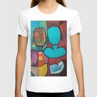 mirror T-shirts featuring Mirror by MyColorsByCaroStore