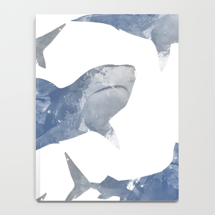 The World is Full of Sharks Notebook