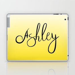 Ashley Laptop & iPad Skin