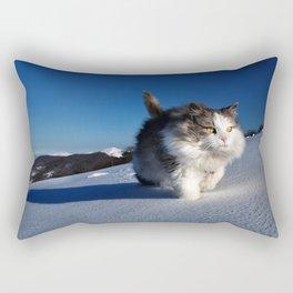 The ruler of the mountain Rectangular Pillow