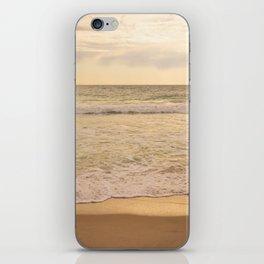 Beach Vintage iPhone Skin