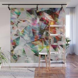 crystalline Wall Mural