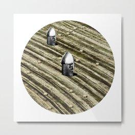 TERRITORIO VISUAL Metal Print