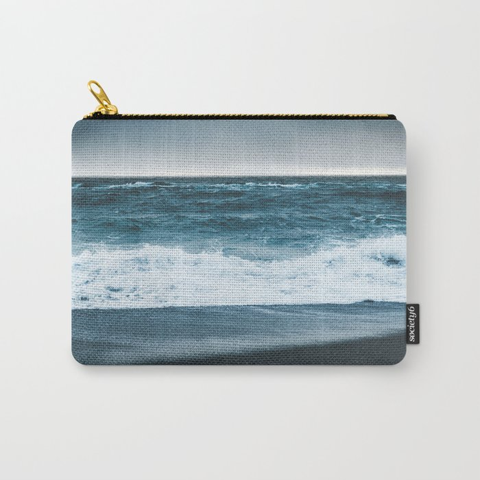 Point Reyes Sea Shore Carry-All Pouch