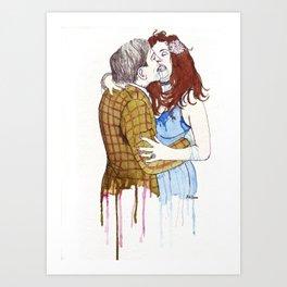 pda Art Print