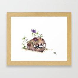 Puma Framed Art Print