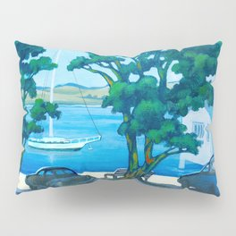 Of Boats and Summer Pillow Sham