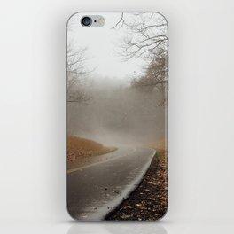 Fall on the Blue Ridge Parkway iPhone Skin