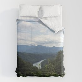 Great Smokey Mountains National Park Comforters